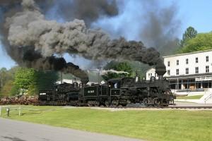 Cass Mountain Railroad @ Cass State Park