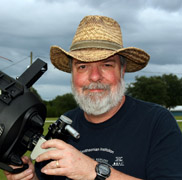 """Friday Night: """"The Amateur Astronomer Looks at 60:  50 Years of Fads and Fancies of Amateur Telescopes"""" @ Main Yurt & Tent 
